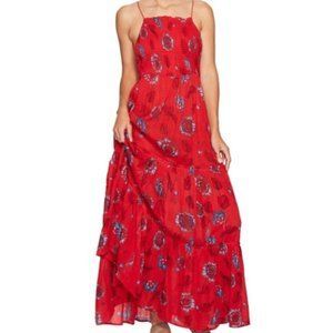 FREE PEOPLE Garden Party Maxi DRESS S NWT